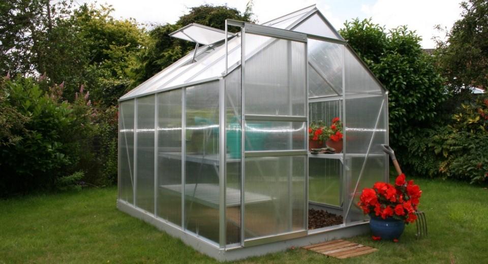 Особенности формы и строения теплиц из поликарбоната